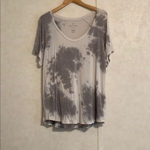 Off White and Grey t-Shirt